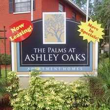 Rental info for The Palms at Ashley Oaks in the Tampa area