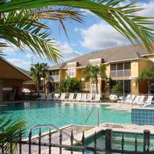 Rental info for Compton Place at Tampa Palms