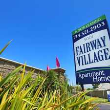 Rental info for Fairway Village Apartment Homes in the 90621 area