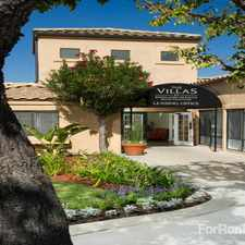 Rental info for The Villas At Rowland Heights Active Senior Community