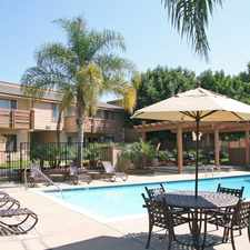 Rental info for Foothill Village in the Pomona area