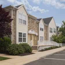 Rental info for The Villages at New Providence