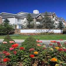 Rental info for Aspen Ridge Apartments