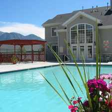 Rental info for Country Springs in the Orem area