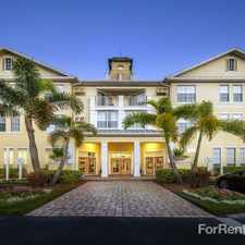 Rental info for Crosswynde Apartments in the Tampa area