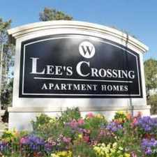 Rental info for Lee's Crossing
