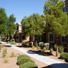 Rental info for Sunset Canyon in the Spring Valley area