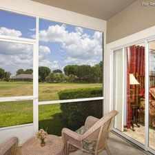 Rental info for Audubon Oaks