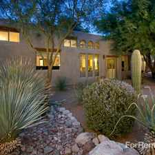 Rental info for Tucson Rental Homes in the Tucson area