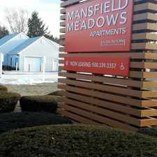 Rental info for Mansfield Meadows