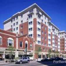 Rental info for The Residences at Munroe Place