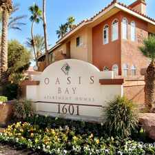 Rental info for Oasis Bay