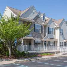 Rental info for The Commons at Upper Saddle River