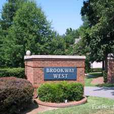 Rental info for Brookway West