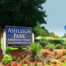 Rental info for Ashleigh Park