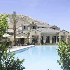 Rental info for Rancho Belago