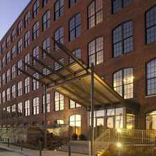 Rental info for Washington Mills Building No.1 in the Lawrence area