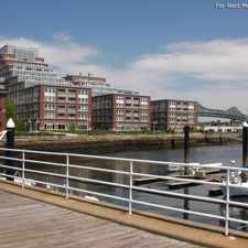 Rental info for Harborview at the Navy Yard in the Boston area