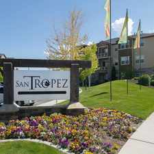 Rental info for San Tropez