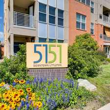 Rental info for 5151 Downtown Littleton