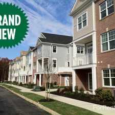 Rental info for Princeton Terrace At West Windsor