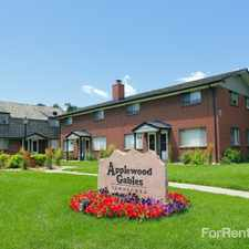 Rental info for Applewood Gables Townhomes
