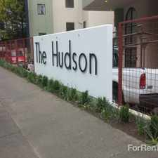 Rental info for The Hudson