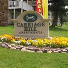 Rental info for Carriage Hill Apartments