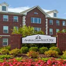 Rental info for Avalon Garden City