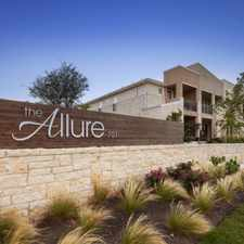 Rental info for The Allure