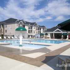 Rental info for Plantation at Fayetteville in the Fayetteville area