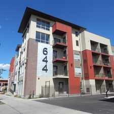 Rental info for 644 City Station in the Salt Lake City area