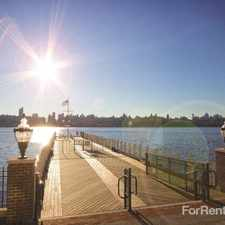 Rental info for View at Edgewater Harbor in the New York area