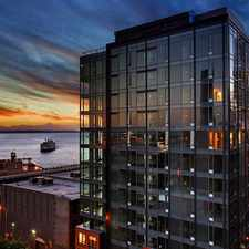 Rental info for The Post Apartments in the Pioneer Square area