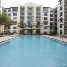 Rental info for Modera Westshore