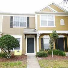 Rental info for GATED TOWNHOME IN MEADOW POINTE! TERRIFIC AMENITIES! COMMUNITY INCLUDES: POOL, PLAYGROUND, FITNESS CENTER, TENNIS COURTS AND POOL!