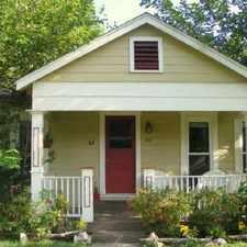 Rental info for 922 Walton Street in the Northside Village area
