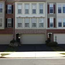 Rental info for Immaculate, Move In Ready Brambleton Home with 2 Car Garage- Internet and Cable Included!