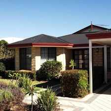 Rental info for The Perfect Family Home ... Solar Power-Hot Water