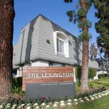 Rental info for Lexington Townhomes in the Montclair area