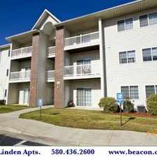 Rental info for Live The Good Life at The Linden Apartments in Ada Oklahoma