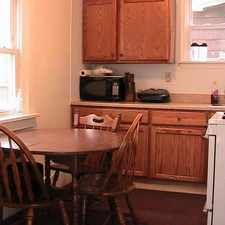 Rental info for IUP 2016-17: WHOLE HOUSE for 3; CLOSE! Parking included.