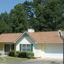 Rental info for 211 Bella Rosa, Peachtree City