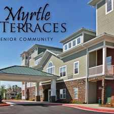 Rental info for Myrtle Terraces