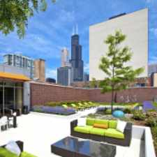Rental info for Burnham Pointe in the Chicago area