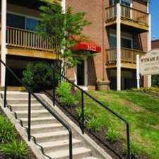Rental info for Wyman Court in the Baltimore area
