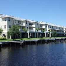 Rental info for Great Fully Furnished ALL INCLUSIVE Rental! in the Tarpon Springs area