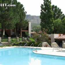 Rental info for Two Bedroom In West El Paso in the Kern Place area