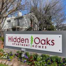 Rental info for Hidden Oaks