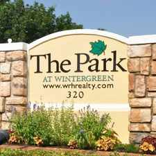 Rental info for Park at Wintergreen